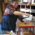 Sue semo printmaking