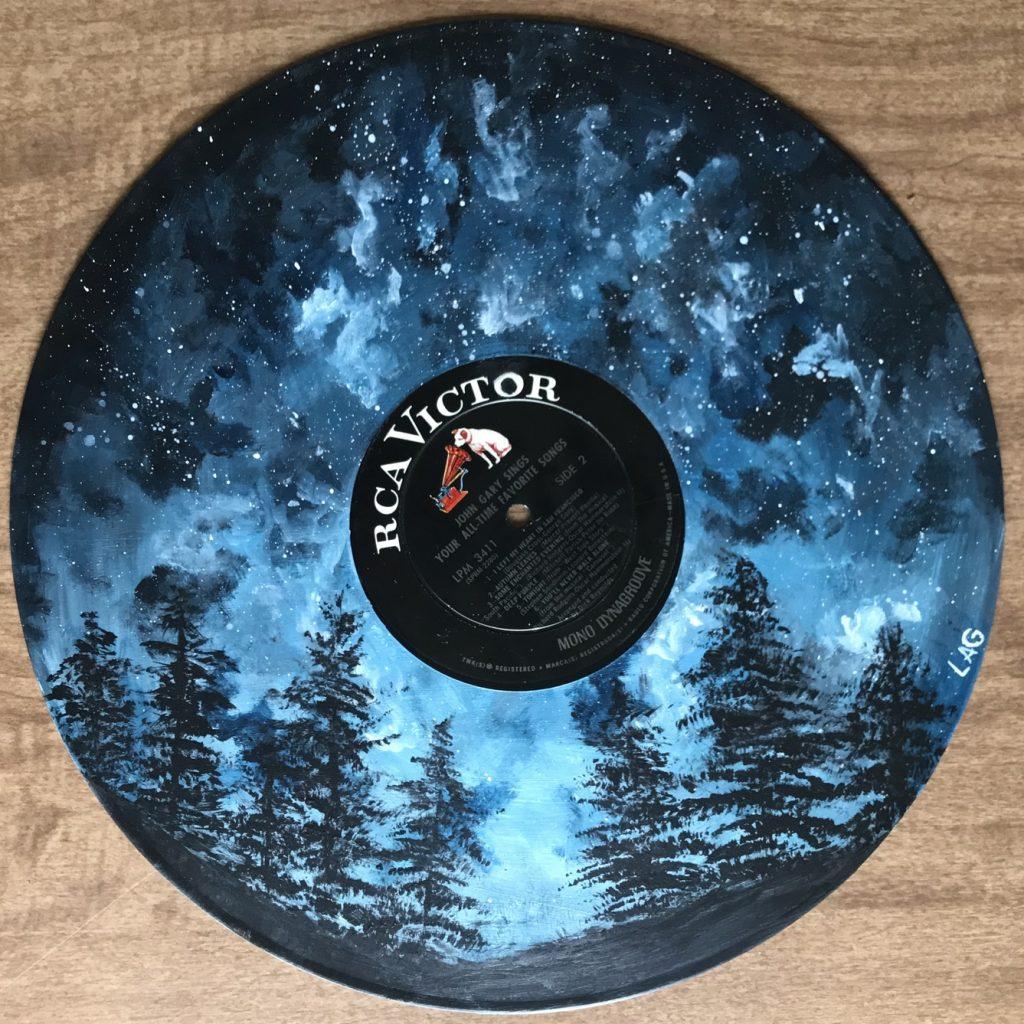 Lacey Gilomen vinyl record