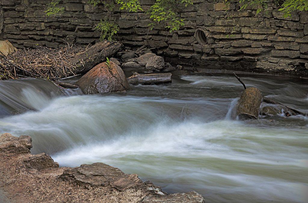 Hiawatha Stream